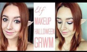 Elf Makeup Halloween GRWM