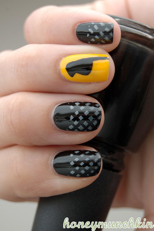 China Glaze - Liquid Leather Gina Tricot Beauty - 63 Sunny Gina Tricot Beauty - 62 Concreate Jungle KICKS Make Up - Metro Grey
