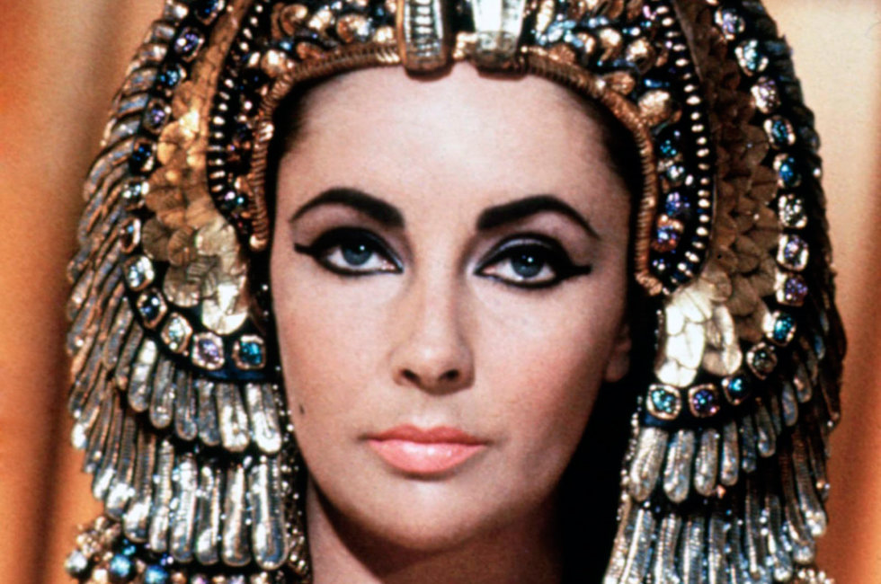 Winged Eyeliner Throughout History Plus 4 Ways To Wear The Trend Beautylish