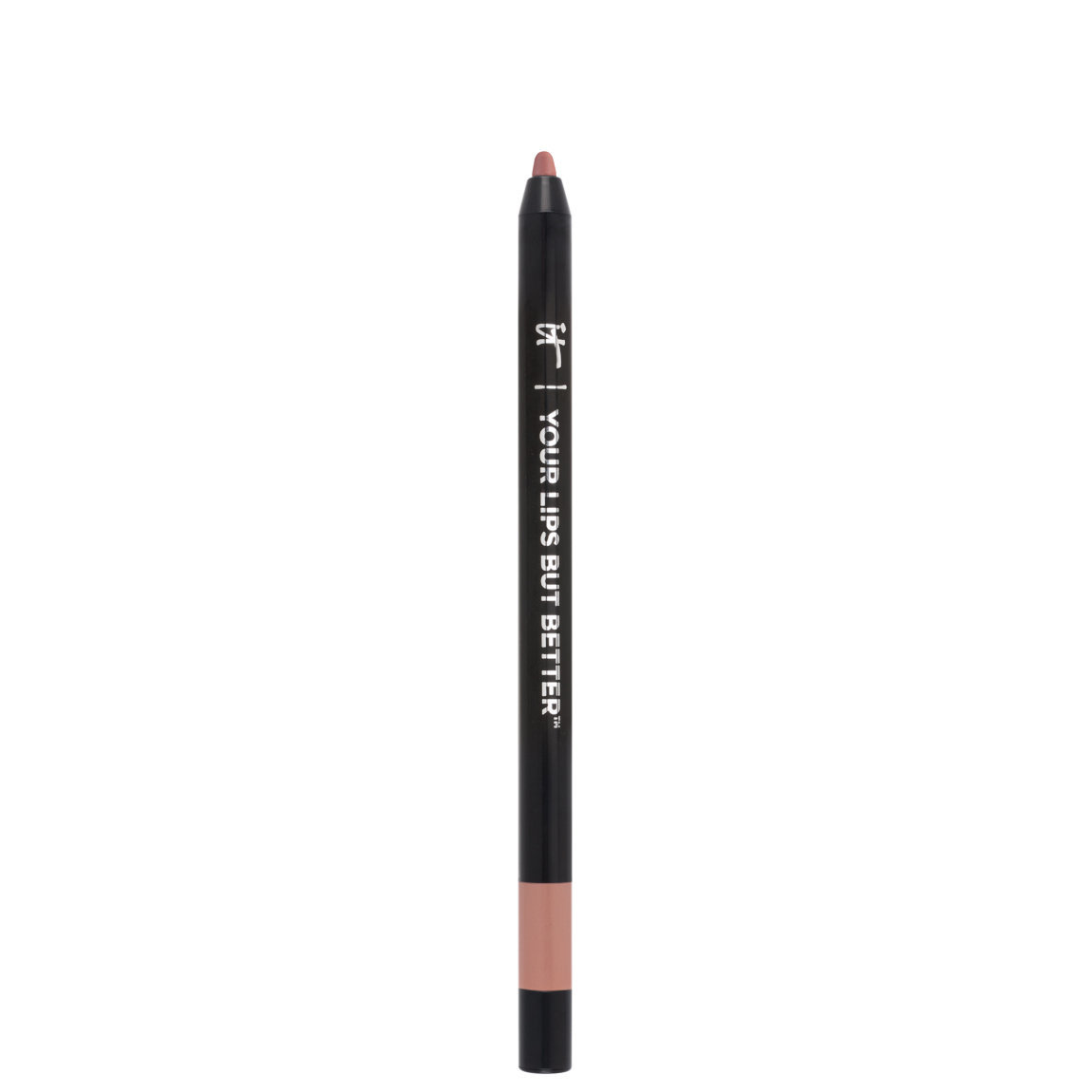 IT Cosmetics  YLBB Your Lips But Better Waterproof Lip Liner Stain Buff Nude