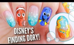 Disney's Finding Dory Nails!