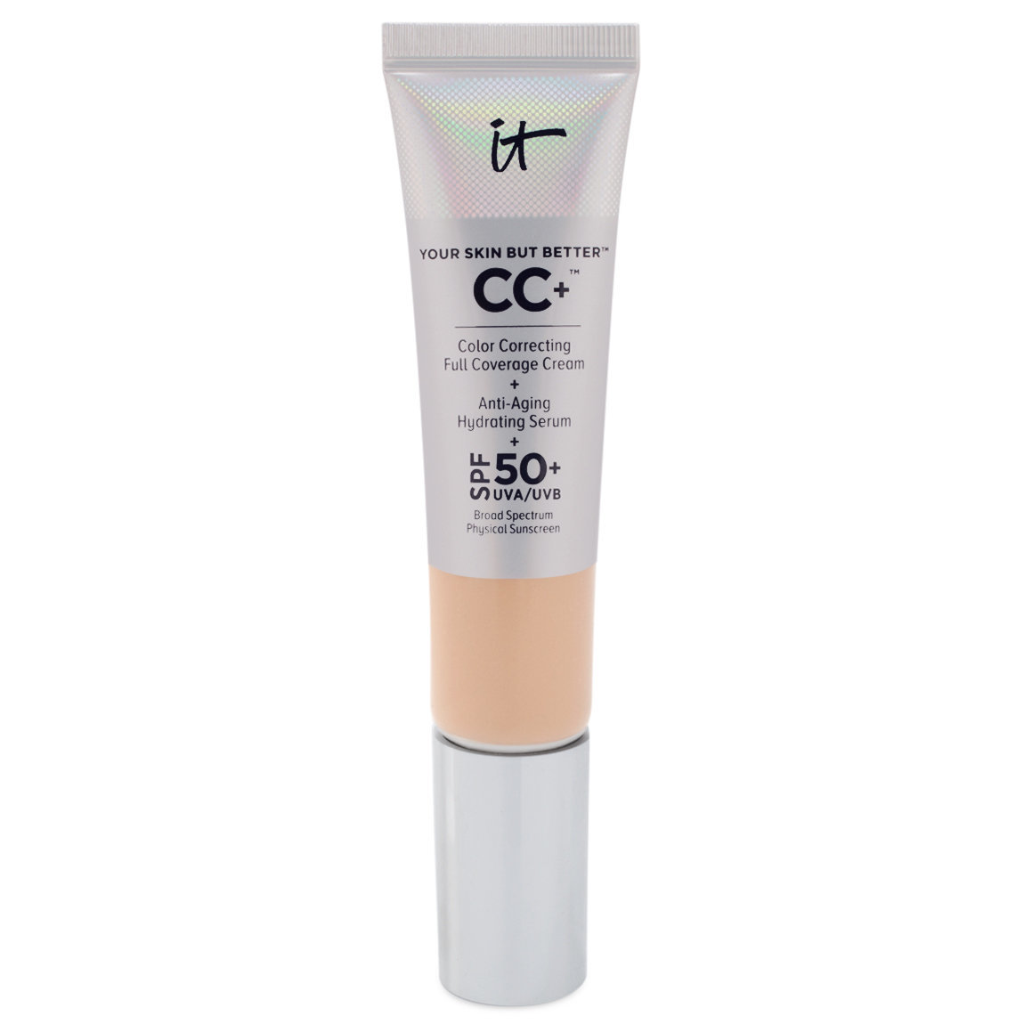 IT Cosmetics  CC+ Cream with SPF 50+ Medium