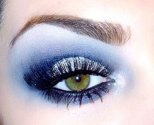 Follow me on Instagram @ makeupmonsterkiki for a new makeup look every single day!