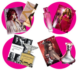 Celebrity Fragrance Round-Up