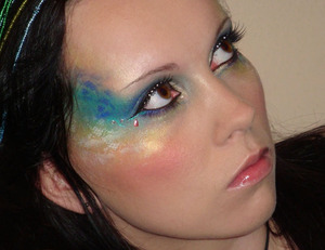 The Siren or the Fairy. Model: Killerrabbit.