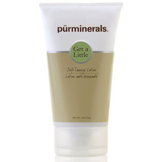 Pur Minerals Get a Little Self Tanning Lotion
