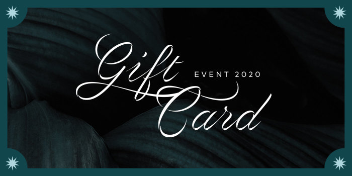 Big news: The Gift Card Event is happening soon. Sign up here to get all the details.