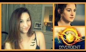 Tris Prior Divergent Makeup Tutorial