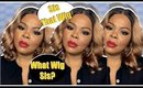 DIVATRESS.COM | LACE FRONTAL WIG | SHAKE N GO 100% HUMAN HAIR WIG REVIEW | DELILAH 2019