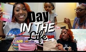Day In The Life Of A Single Mom | Unboxing my Apple Card | Sophia Starts Kindergarten