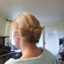 occasion hair up