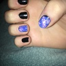 Galaxy Nails :3