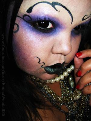 Illamasqua ' Theatre of the Nameless' Collection Inspiration
