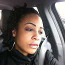Side Twist transitioning  hair style