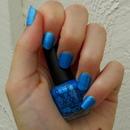 O.P.I Austin-Tatious Turquoise