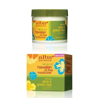 Alba Botanica Natural Hawaiian Oil Free Moisturizer
