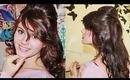 Simple 'Brigitte Bardot' Inspired Formal Hairstyle