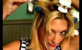 How To Use Hot Rollers