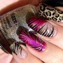 Holo & Glittery Animal Printz