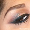 Brown & Light Pink Smokey Eye