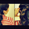 CASUAL HALF-UP UPDO HAIRDO from  the7 Half-Updo COLLECTION Hair Tutorial Video