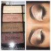 soft brown eyeshadow