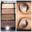 soft brown eyeshadow