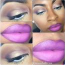 Soft and sexy using With Riri Hearts MAC RiRi Boy Lipstick