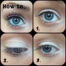 How to...eye makup pt.1