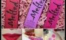 First Impression: NEW Too Faced Melted Lipstick Review