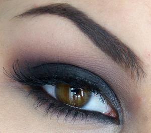 Smokey eyes never fail !