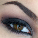 Basic Smokey Eyes