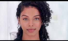 How to look good WITHOUT Makeup + Get a REALISTIC No Makeup, Makeup Look