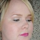 Natural w/pink lips