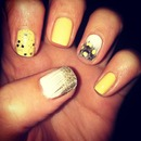 Feathered Nails