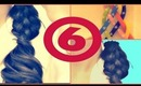 ★HOW TO: SIX (6) STRAND BRAID/Plait FOR LONG HAIR TUTORIAL | EVERYDAY EASY HAIRSTYLES UPDOS HAIRDO