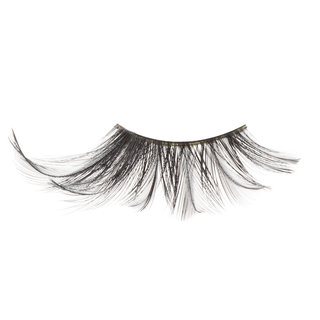 Decorated Feather Eyelashes