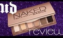 Urban Decay Naked Basics Palette Review & Makeup Tutorial