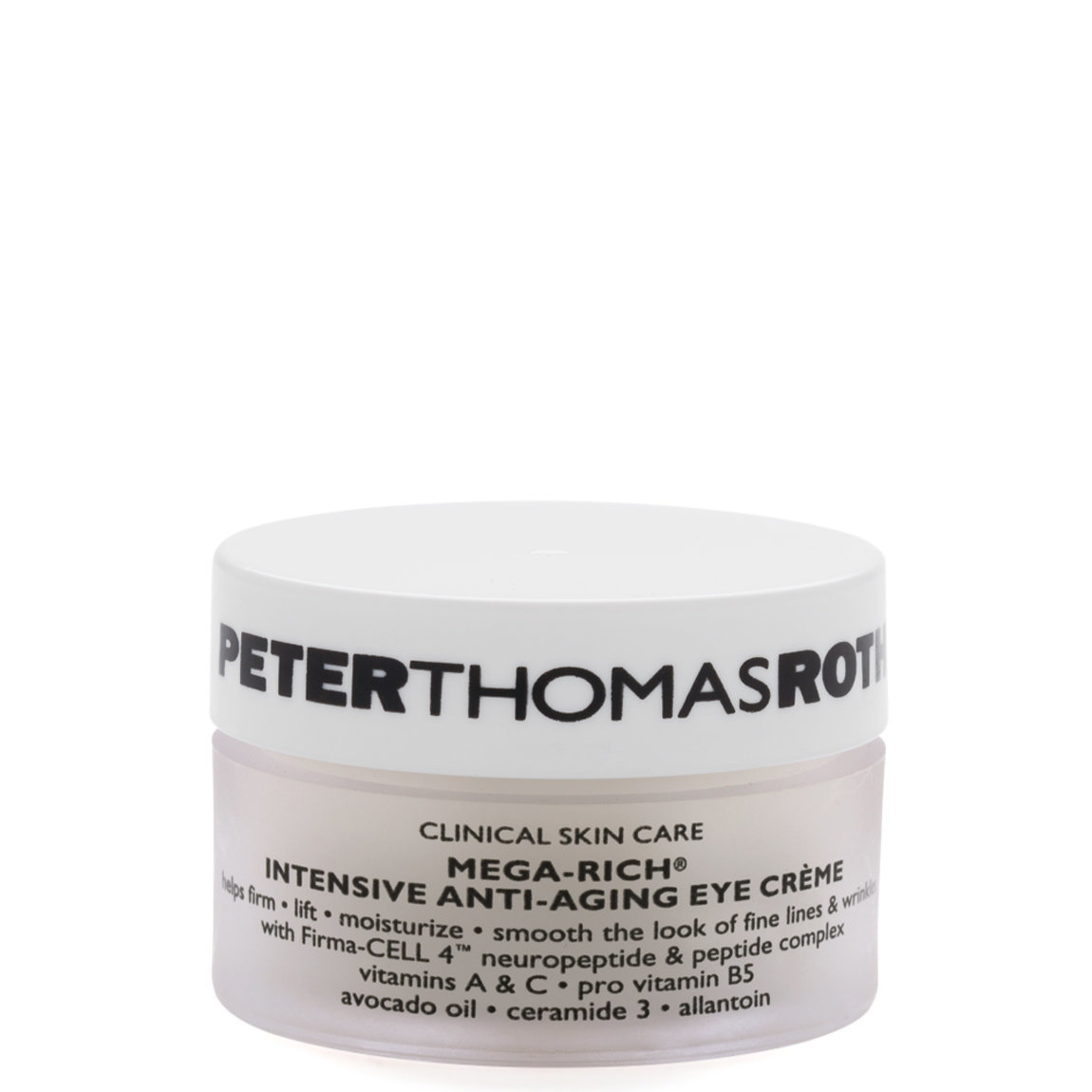 Peter Thomas Roth Mega-Rich Intensive Anti-Aging Cellular Eye Creme alternative view 1 - product swatch.