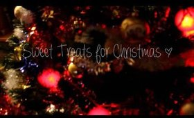 Sweet Treats for Christmas l Part 2 ♡ Mimi La Tigresse