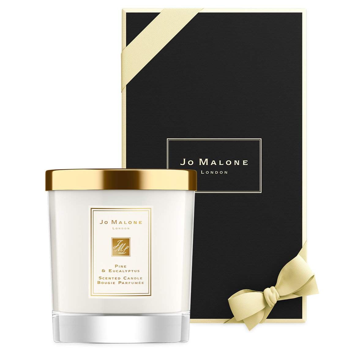 Jo Malone London Pine & Eucalyptus Home Candle product swatch.