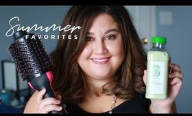 Summer Beauty & Hair Favorites | Meagan Aguayo