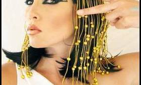 Cleopatra Costume Make-Up (by Kandee)