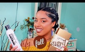 My FALL Favs 2018 |  *$160 Product GIVEAWAY*