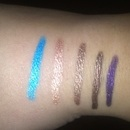 Urban decay eye shadow pencil swatches