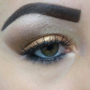 Using an Urban Decay Palette