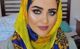 Eid Makeup Tutorial/Farangismua