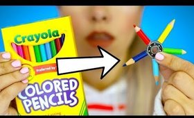 DIY Weird Back To School Supplies you HAVE to try!