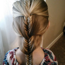 Fishtail Progressive Braid