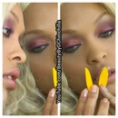 Colorful Beauty Makeup